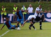 Trabzonspor - Parma maçından kareler...