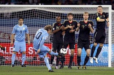 Uruguay - Almanya (Üçüncülük maçı)
