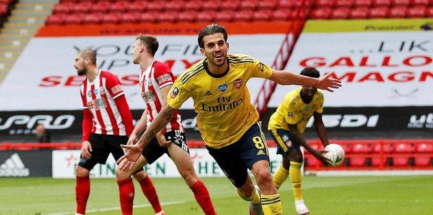 Arsenal son anda - Futbol -