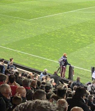 Nimes-Marsilya maçı sırasında bir taraftar hayatını kaybetti