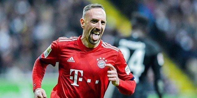 Yak gel Ribery