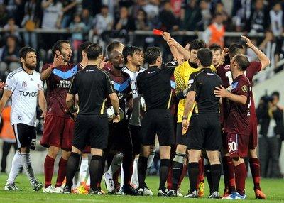 Beşiktaş - Trabzonspor (Süper Final)