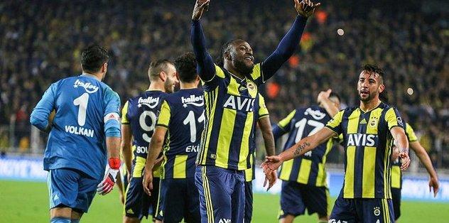 Fenerbahçe çıkışını sürdürüyor