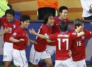 Güney Kore - Yunanistan (B Grubu maçı)