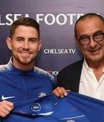Chelsea, Jorginho'yu transfer etti