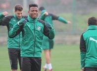 Bursaspor'da Osmanlıspor maçı hazırlıkları sürüyor