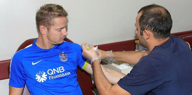 Trabzonspor KAP'a bildirdi!