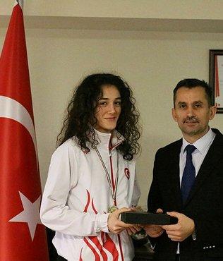Neslihan Yiğit'ten bronz madalya