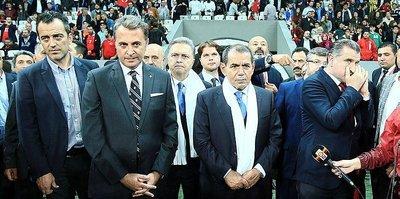 Özbek: Birliğimizin çimentosu oldular