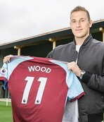 Chris Wood Burnley'de!