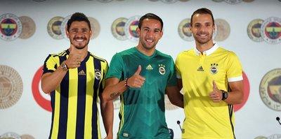 Giuliano Fenerbahçe'yi seçme nedenini açıkladı