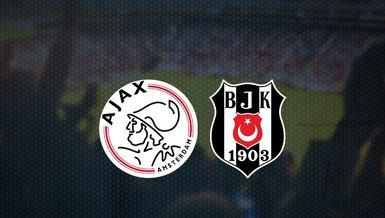 Ajax - Beşiktaş maçı ne zaman? Beşiktaş Ajax Şampiyonlar Ligi maçı saat kaçta ve hangi kanalda canlı yayınlanacak? | UEFA Şampiyonlar Ligi