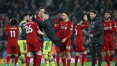 Liverpool 4-0 Southampton | Maç sonucu