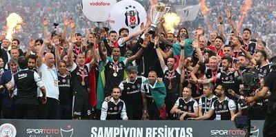Beşiktaş şampiyonluğu balo ile kutlayacak