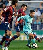 Barcelona namağlup unvanını kaybetti!