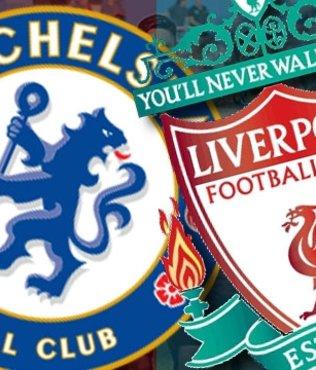 Chelsea ile Liverpool Trabzonsporlu yıldızların golünü paylaştı