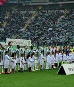 Bursaspor son 10 sezonunun gerisinde kaldı