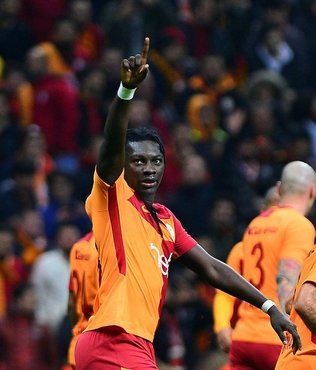 Gomis'ten rekorluk performans