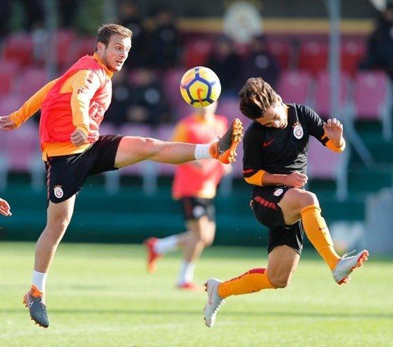 Galatasaray'da şok sakatlık!