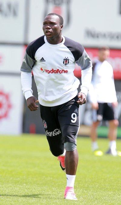 Beşiktaşta son karar Aboubakar