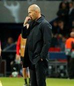 Zidane'ın yerine düşünülen isim ortaya çıktı!