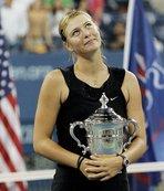 Sharapova bıraktı