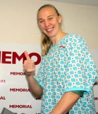 Kayseri Basketbol'un yeni transferi Wauters sağlık kontrolünden geçti