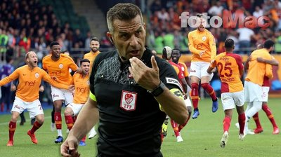 TFF, Galatasaray maçındaki hataları tespit etti! Serkan Çınar...