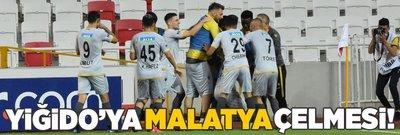 Yiğido'ya Avrupa yolunda Malatya çelmesi!