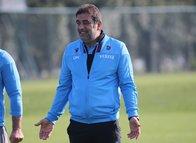 Trabzonspor'un Ankaragücü 11'i netleşti