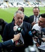 Lyon Başkanı Aulas'tan ceza açıklaması