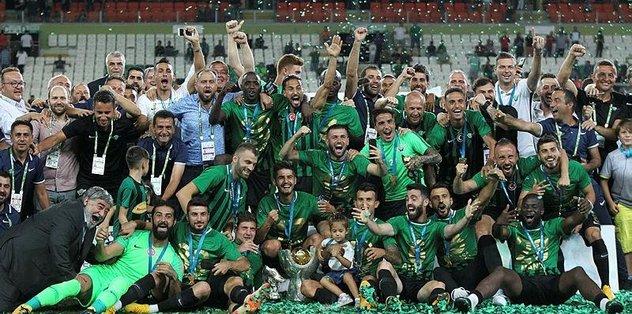 Galatasaray'ı penaltılarda yenen Akhisarspor TFF Süper Kupa'nın sahibi oldu - GENİŞ ÖZET İZLE   GOLLER İZLE