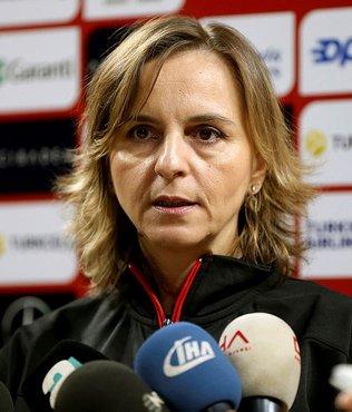"""""""Estonya maçını farklı kazanmak da önemli"""""""