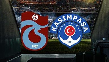 Trabzonspor Kasımpaşa | CANLI YAYIN