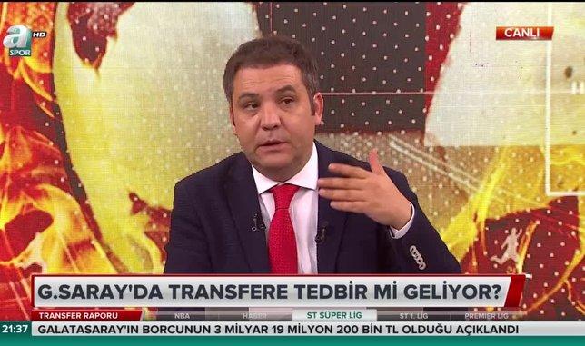 Galatasaray'da transfere tedbir mi geliyor?