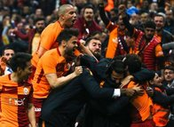 İşte Galatasaray'ın ilk 11'i...
