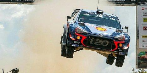 WRC Datça etabını Ott Tanak kazandı