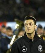 Mesut Özil Madrid yolunda