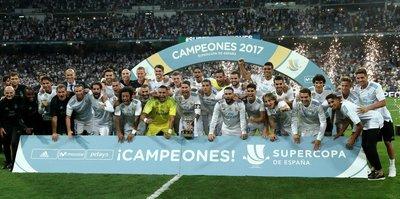 İspanya'nın en büyüğü Real Madrid