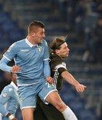 Serie A'da Lazio ile Milan yenişemedi