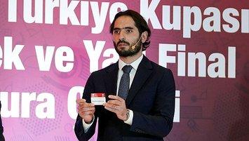 Ziraat Turkish Cup draw for last 8, semifinal unveiled
