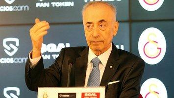 G.Saray eski başkanı Mustafa Cengiz hastaneye kaldırıldı
