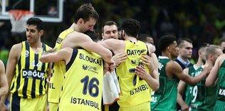Fenerbahçe Doğuş, bir daha tarihe geçmek için sahada