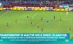 Trabzonspor 15 maçtır gole engel olamıyor