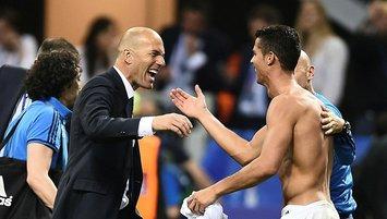 Zidane ile Ronaldo tekrar mı buluşuyor?