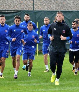 Karabükspor'da Osmanlıspor hazırlıkları sürüyor