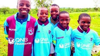 Zimbabwe'de de her yer Trabzon