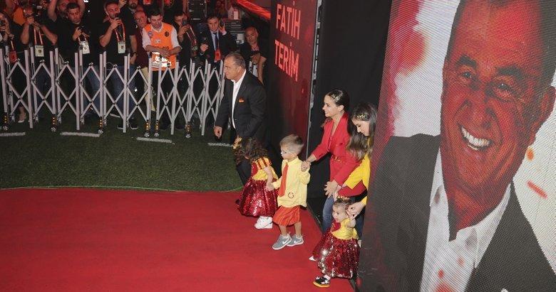 İşte Galatasaray'da Fatih Terim'in 5 hedefi!
