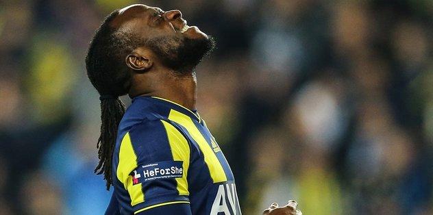 Fenerbahçe'de Moses şoku... 2 hafta yok!