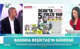 Beşiktaş'a yeni kule: Krmencik